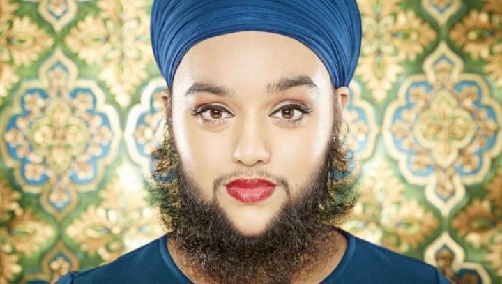 Женщина с бородой попала в Книгу рекордов Гиннесса