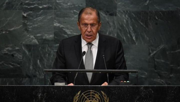 Лавров: Москва опубликовала текст соглашения с США по Сирии