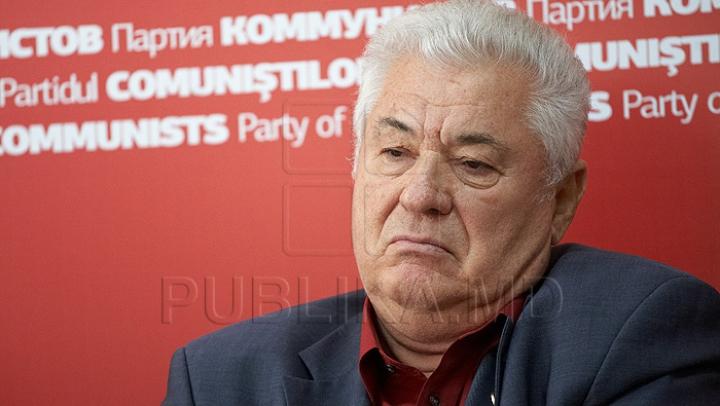 Владимир Воронин не будет баллотироваться в депутаты по одномандатному округу