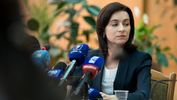 """Лидер партии """"Платформа DA"""" хочет вывести Майю Санду из предвыборной гонки"""