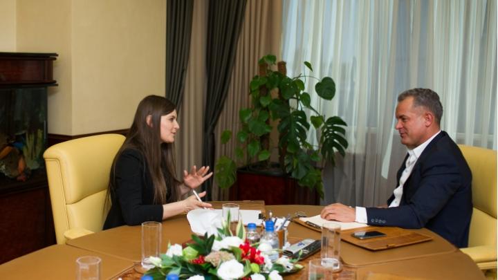 Влад Плахотнюк дал большое интервью молдавскому политическому порталу