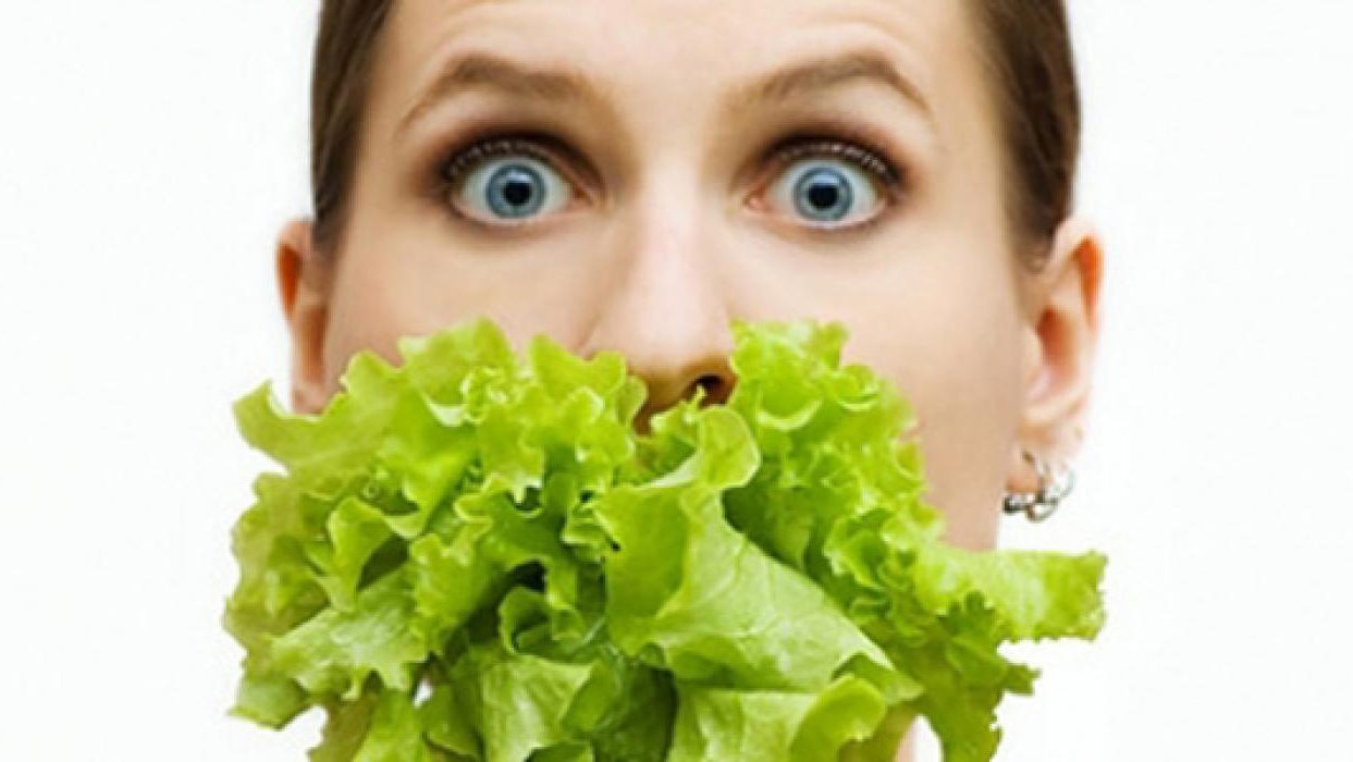 Вегетарианство и снижение веса Vegetarianru