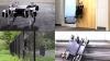 Ghost Minitaur - открывающий двери и лазающий по заборам робот (видео)