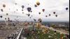 Более 500 воздушных шаров поднялись в небо над американским штатом