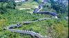 В Китае построили самый длинный в мире эскалатор протяжённостью почти 700 метров