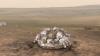 Космический аппарат Schiaparelli разбился при посадке о поверхность Марса