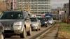 Автомобильные пробки парализовали Кишинёв