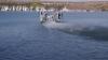 Универсальный аэробот выйдет на переправу по Днестру