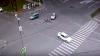 Появилось видео ДТП с тремя погибшими пешеходами на востоке Москвы