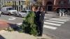 Американская полиция задержала мужчину в костюме дерева