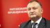 Игорь Додон призвал левые силы к консолидации