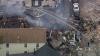 В Нью-Джерси взорвался жилой дом: первые кадры после ЧП