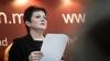 Анна Гуцу в случае избрания президентом обещает объединить Молдову и Румынию