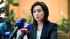 Майя Санду в интервью для Politico: Москва намерена сохранить влияние в Молдове. Россия должна вывести войска из Приднестровья