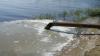 В Сороках сточные воды сливают прямиком в Днестр