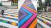 В столице появятся разноцветные пешеходные переходы