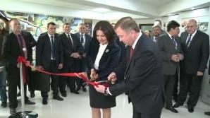 Андрей Кобяков принял участие в церемонии открытия Центра белорусской культуры в Молдове