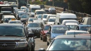У столичных водителей сдают нервы из-за километровых пробок (ВИДЕО)