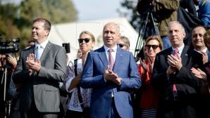 Павел Филип выступил на торжественной церемонии открытия Дня вина