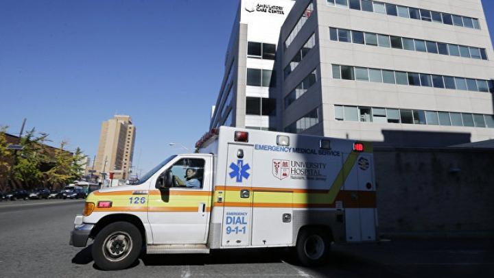 В одной из клиник Калифорнии взорвалась самодельная бомба