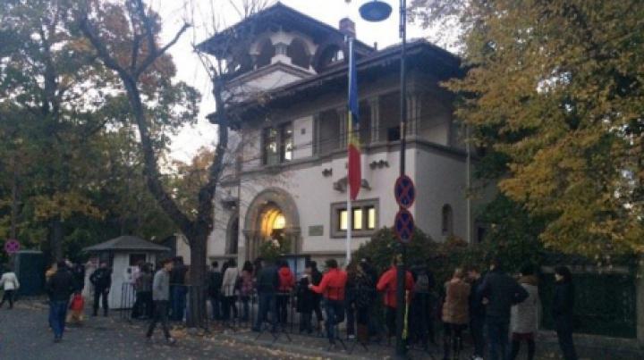 Многочисленная молдавская диаспора активно участвует в голосовании
