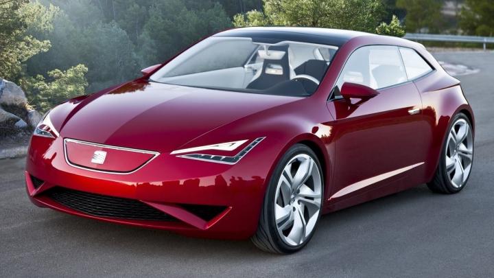 Seat выпустит электромобиль в 2019 году