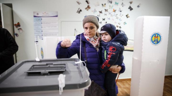 Выборы в Молдове состоялись: проголосовало более миллиона граждан