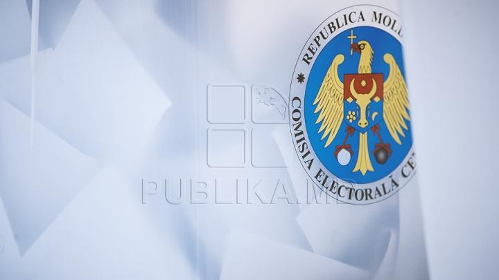 В Молдове закрылись избирательные участки