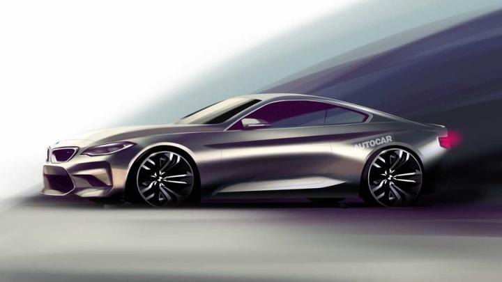 BMW анонсировала дорогое купе для конкуренции с Bentley