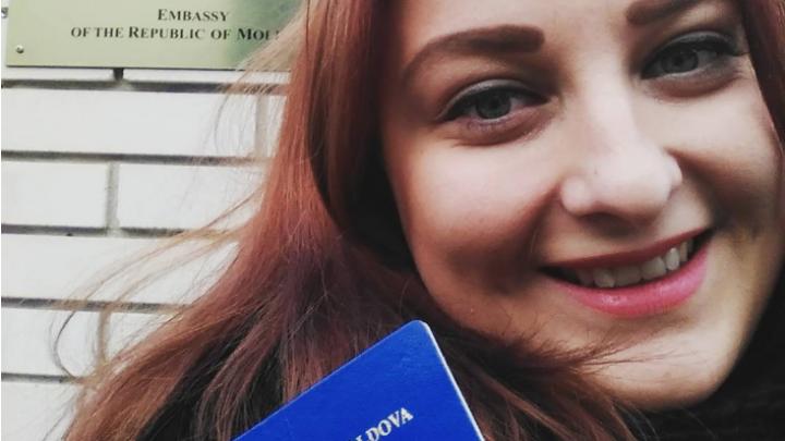 """""""Я проголосовал!"""" Граждане Молдовы постят в соцсетях селфи на фоне избирательных участков"""