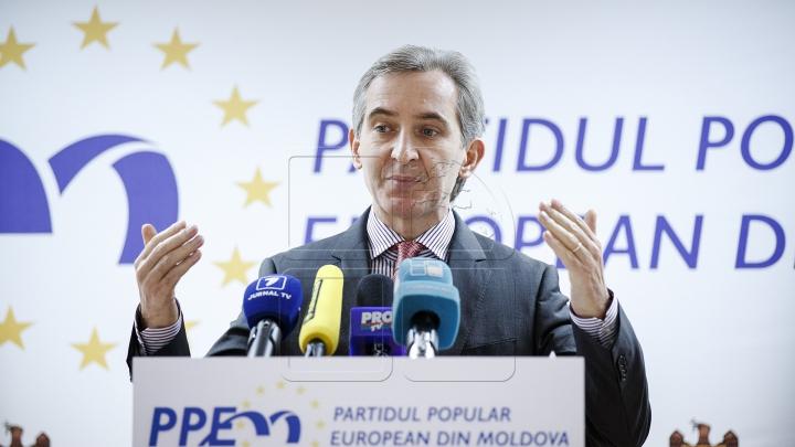 Юрий Лянкэ прокомментировал результаты выборов