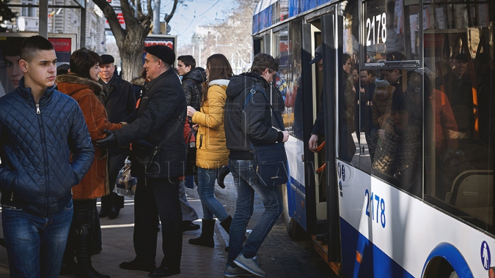 Общественный транспорт в столице временно изменит маршрут