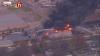 В США эвакуируют жителей города из-за пожара на химзаводе