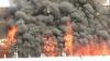 Кошмар закончился: больше суток пожарные тушили склад