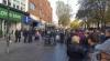 У избирательных участков в Лондоне образовались очереди
