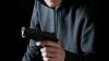 В Сети появилось видео вооруженного нападения на банк в Страшенах