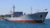 Спасенное россиянами украинское судно задержали в Греции