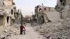 По подсчетам ООН, уже 16 тысяч мирных жителей покинули восточную часть Алеппо