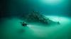 """Дайвер сделал фотографии загадочного """"подводного озера"""""""