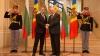 Президенты Молдовы и Болгарии обменялись государственными наградами
