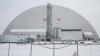 В Чернобыле над четвёртым блоком АЭС установили 100-метровую арку