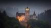 Молодые люди из Канады провели ночь Хэллоуина в замке Бран на границе Трансильвании