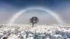 В Шотландии сфотографировали белую радугу