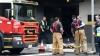 В Мельбурне неизвестный поджег себя в здании банка