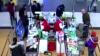 Гастарбайтер протащил мимо кассы супермаркета два плазменных телевизора