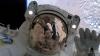Американский астронавт проголосовала досрочно с Международной космической станции
