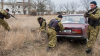 15 пограничных полицейских продемонстрировали на учениях свою физическую подготовку