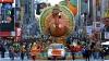 В Нью-Йорке прошла генеральная репетиция парада в честь Дня благодарения
