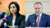 Социалист Игорь Додон требует проверить источники финансирования Майи Санду
