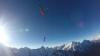 Одесского альпиниста эвакуировали вертолетом с высоты 6400 метров